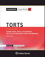 Casenote Legal Briefs Keyed to Tort Law and Alternatives (Casenote Legal Briefs)