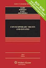 Contemporary Trusts and Estates (Aspen Casebook)