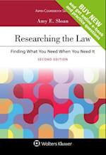 Researching the Law (Aspen Coursebook)