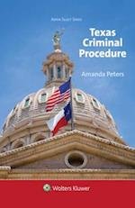 Texas Criminal Procedure and Evidence (Aspen Select)