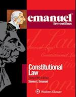 Constitutional Law (Emanuel Law Outlines)