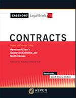 Casenote Legal Briefs for Contracts Keyed to Ayres and Klass (Casenote Legal Briefs)