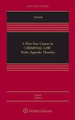 A First-Year Course in Criminal Law (Aspen Select)