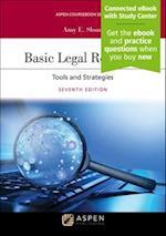 Basic Legal Research (Aspen Coursebook)