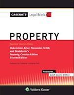 Casenote Legal Briefs for Property Keyed to Dukeminier, Krier, Alexander, Schill, Strahilevitz (Casenote Legal Briefs)