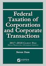Federal Taxation of Corporations and Corporate Transactions (Supplements)