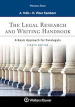 The Legal Research and Writing Handbook (Aspen Paralegal)