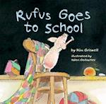 Rufus Goes to School af Kim Griswell