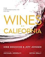 Wines of California af Mike Desimone