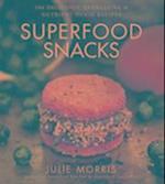Superfood Snacks af Julie Morris