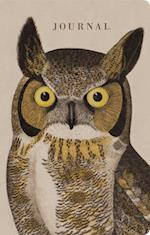 Natural Histories Journal: Owl af American Museum of Natural History