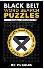 Black Belt Word Search Puzzles af Samuel Donaldson