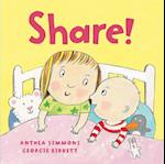 Share! af Anthea Simmons
