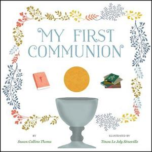 Bog, hardback My First Communion af Susan Collins Thoms