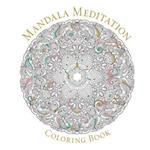 Mandala Meditation Coloring Book af Sterling Publishers