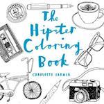 The Hipster Adult Coloring Book af Charlotte Farmer