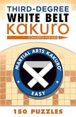 Third-Degree White Belt Kakuro (Martial Arts Puzzles)