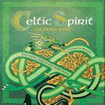 Celtic Spirit Coloring Book (Serene Coloring)