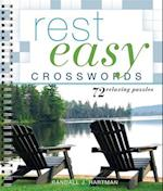 Rest Easy Crosswords (Easy Crosswords)