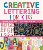Creative Lettering for Kids