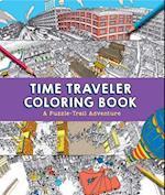 Time Traveler Coloring Book