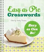 Easy as Can Be! (Easy as Pie Crosswords)