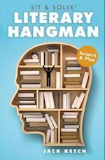 Sit & Solve(r) Literary Hangman (Sit Solve174)