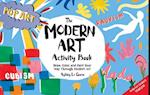 The Modern Art Activity Book