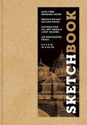 Sketchbook (Basic Small Bound Kraft)