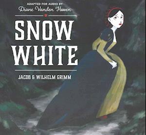 Lydbog, CD Snow White af Jacob Grimm