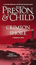 Crimson Shore af Douglas Preston