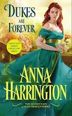Dukes Are Forever af Anna Harrington