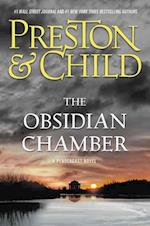 The Obsidian Chamber af Douglas Preston