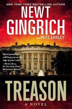 Bog, paperback Treason af Newt Gingrich