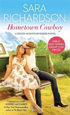 Bog, paperback Hometown Cowboy af Sara Richardson