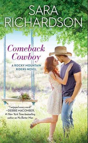 Bog, paperback Comeback Cowboy af Sara Richardson