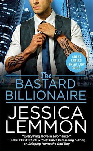 Bog, paperback The Bastard Billionaire af Jessica Lemmon