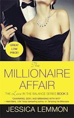 The Millionaire Affair af Jessica Lemmon