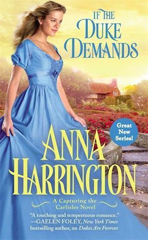 Bog, paperback If the Duke Demands af Anna Harrington