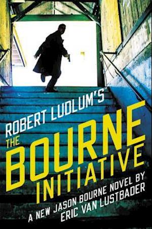 Bog, hardback Robert Ludlum's The Bourne Initiative af Eric Lustbader