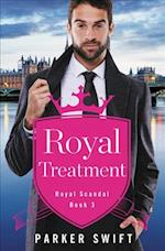Royal Treatment (Royal Scandal, nr. 3)