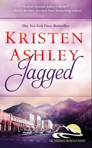 Bog paperback Jagged af Kristen Ashley