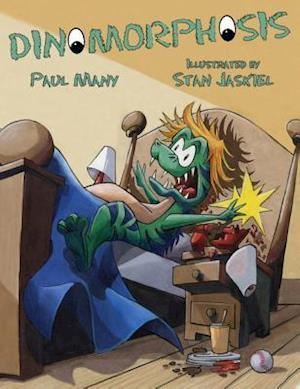 Bog, hardback Dinomorphosis af Paul Many