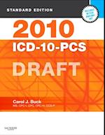 ICD-10-PCS Standard Edition DRAFT af Carol J. Buck