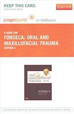 Oral and Maxillofacial Trauma Pageburst on VitalSource Acccess Code