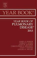 Year Book of Pulmonary Diseases 2013 af James Barker