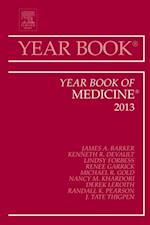 Year Book of Medicine 2013, af James Barker