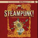 Steampunk! An Anthology of Fantastically Rich and Strange Stories af Kelly (Editor) Link, Gavin J. (Editor) Grant