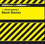 Hemingway's Short Stories (Cliffsnotes)