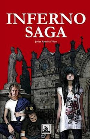 Bog, paperback Inferno Saga af Javier Ramirez Viera